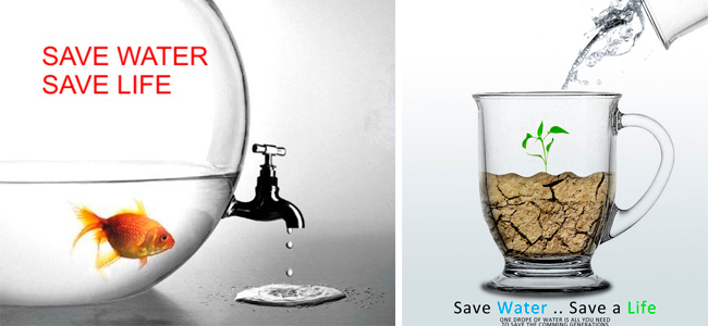 простые картинки вода: